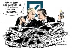 schwarwel-karikatur-doppelspitze-deutsche-bank