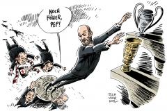schwarwel-karikatur-fcb-bayern-gardiola