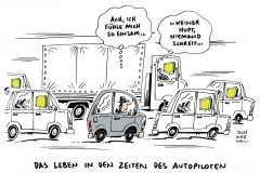 schwarwel-karikatur-autofahrer-autopilot