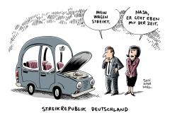 schwarwel-karikatur-streik-arbeitskampf-streikrepublik