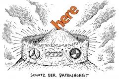 schwarwel-karikatur-datenhoheit-audi-mercedes-bmw