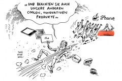 karikatur-schwarwel-apple-iphone-ipad