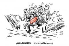 karikatur-schwarwel-achleitner-katar-deutschebank-db-bank-aktionaer-aktie