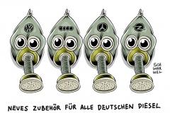 karikatur-schwarwel-auto-abgas-abgasskandal-umwelt