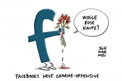 Ankündigung nach Datenaffäre: Facebook gibt Nutzern mehr Kontrolle