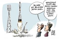 2. ISS-Mission für Alexander Gerst: Astro-Alex wird ISS-Kommandant