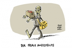 Deutsche Post: Sittenwidrige Enstellungskriterien für Brief- und Paketboten