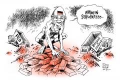 karikatur-schwarwel-goldreserve-gold-bundesbank