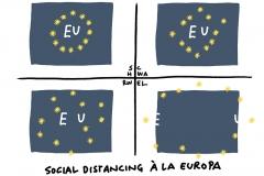 Notstandsgesetz in Ungarn: EU warnt vor unverhältnismäßigen Schritten