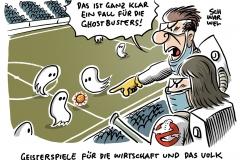 Bundesliga-Neustart noch im Mai: Pausierte Saison soll mit Geisterspielen zu Ende ausgetragen werden