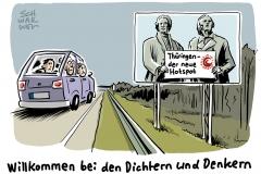 Aufhebung der Corona-Beschränkungen: Ramelow-Vorstoß für Thüringen trifft auf Kritik
