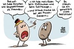 Rassismus tötet, auch in Deutschland: Carolin Kebekus ersetzt Comedy durch Brennpunkt Rassismus