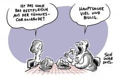 """Corona im Schlachthaus Bauernverband zu Tönnies: """"Fleisch zu billig"""""""