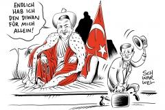 karikatur-schwarwel-erdogan-türkei-davutoglu