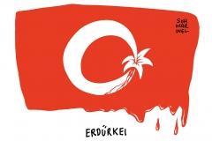 "Türkische Offensive in Syrien: Hunderte Festnahmen wegen ""Terrorpropaganda"""