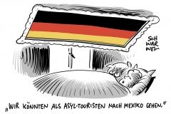 Mexiko siegt: Deutsche WM-Elf enttäuscht im ersten Spiel, Söder spaltet mit Kampfansage vom Asyltourismus