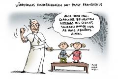 schwarwel-karikatur-papst-erziehung-kirche