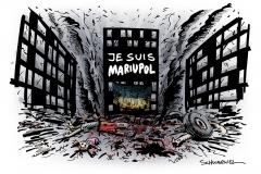 schwarwel-karikatur-mariupol-krieg-ukraine-separatisten
