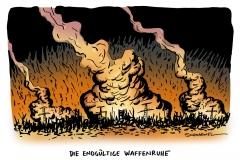 schwarwel-karikatur-waffenruhe-ukraine-verletzung