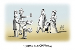 karikatur-schwarwel-terror-willkommenskultur-refugeeswelcome-flüchtlinge-anschlag