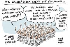 karikatur-schwarwel-g20-gipfel-hamburg-demo-demonstration-polizei