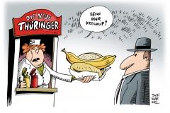 schwarwel-karikatur-linke-ministerpraesident-rotgruen-thueringen