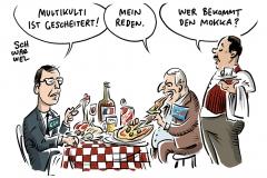 """""""Multikulti ist gescheitert"""" CSU-Mann Dobrindt legt in Islam-Debatte nach"""