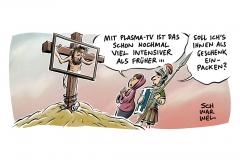 Ostern Jesus Kreuz Kreuzigung Auferstehung