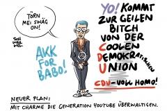 Nach Kritik bei YouTube und Reaktion von AKK: Rezo stellt Bedingung für Gespräch mit CDU