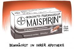 karikatur-schwarwel-bayer-monsanto-saatgut-gen-pharma-genmanipuliert
