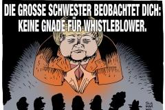 schwarwel-karikatur-merkel-whistleblower-nsa-kanzleramt