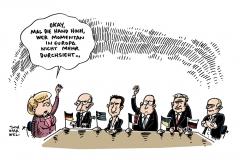 schwarwel-karikatur-europa-krise-deutschland-griechenland-merkel