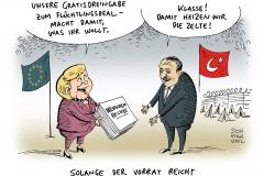 karikatur-schwarwel-eu-europäischeunion-merkel-erdogan-menschenrechte