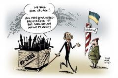 schwarwel-karikatur-obama-usa-waffen-hilfe