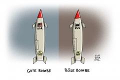 schwarwel-karikatur-usa-russland-bombe