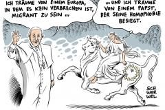 karikatur-schwarwel-papst-kirche-religion-homophobie-eu-europa-schwul
