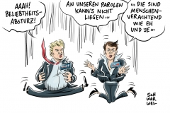 karikatur-schwarwel-afd-petry-trump