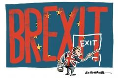 karikatur-schwarwel-brexit-britain-großbritannien-referendum