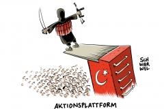 karikatur-schwarwel-tuerkei-aktionsplattform-islamisten-is-islamischer-staat-terror