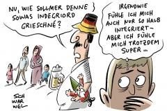 Studie der Bertelsmann-Stiftung: Integration klappt – Akzeptanz fehlt