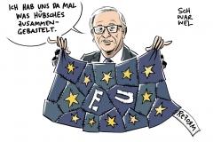EU: Jean-Claude Juncker stellt seine Reformpläne vor