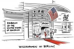 US-Botschafter in Berlin im Breitbart-Interview: Neuer US-Botschafter irritiert mit Ankündigung, konservative Kräfte stärken zu wollen