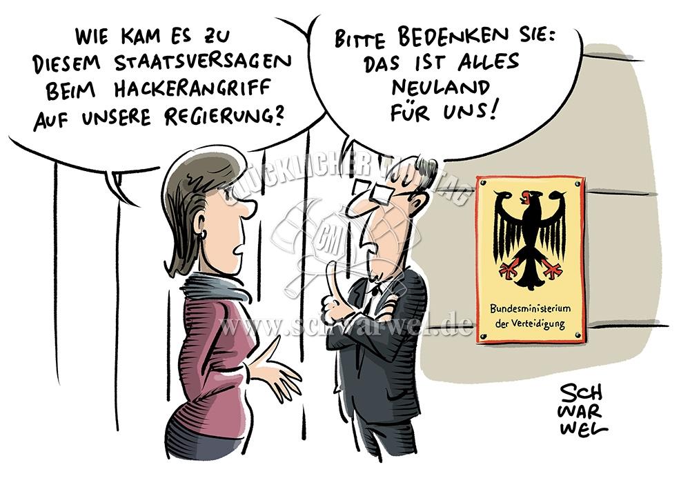 Staatsversagen Deutschland