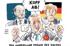 karikatur-schwarwel-merkel-erdogan-türkei-schulz-eu-europäischeunion-europa