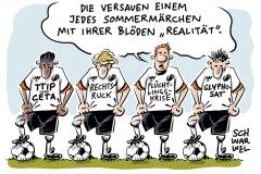 karikatur-schwarwel-fussball-sommermaerchen-fußball-em-em2016