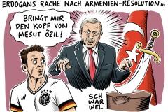 karikatur-schwarwel-erdogan-türkei-armenien-resolution