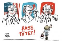 karikatur-schwarwel-hass-trump-petry-erdogan