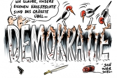 karikatur-schwarwel-hetze-demokratie