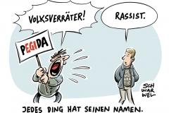 karikatur-schwarwel-volksverraeter-pegida-afd-rechtspopulismus-fluechtlinge-politik-rechts-nazi-demokratie