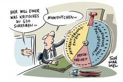 karikatur-schwarwel-g20-gipfel-hamburg-presse-pressefreiheit-entzug-akkreditierung